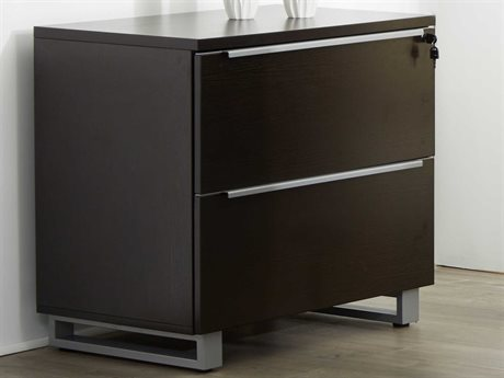 Unique Furniture Kalmar Espresso File Cabinet