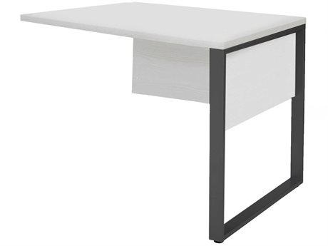 Unique Furniture Kalmar White Computer Desk