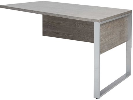 Unique Furniture Kalmar Grey Computer Desk