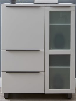 Unique Furniture Kalmar White Buffet