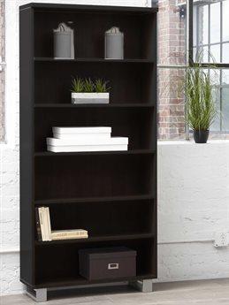 Unique Furniture Kalmar Espresso Bookcase