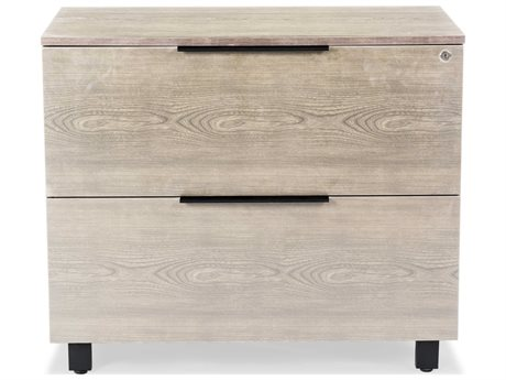 Unique Furniture Stavanger Grey File Cabinet