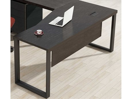 Unique Furniture Stavanger Thermo L-Shaped Desk JES2803THERMO