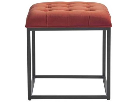 Universal Furniture Bennett Sapphire Velvet Ottoman UF786544779