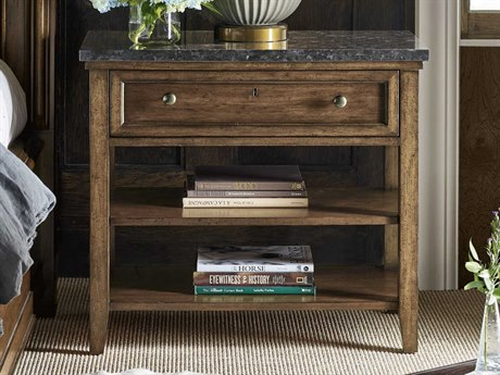 Universal Furniture Ardmore Cherry One-Drawer Nightstand