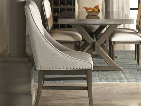 Universal Furniture Berkeley-3 Brownstone Urban Dining Arm Chair (Sold in 2) UF311739RTA
