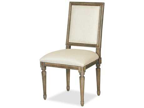 Universal Furniture Berkeley-3 Studio Bergere Dining Side Chair (Sold in 2) UF316734RTA