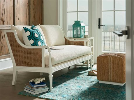 Universal Furniture Coastal Living Chair and Ottoman Set