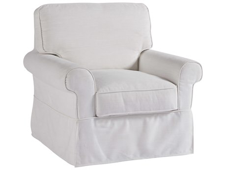Universal Furniture Coastal Living Daily Snow Club Chair
