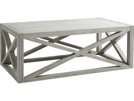 Universal Furniture Coastal Living Boardwalk 50'' Wide Rectangular Coffee Table