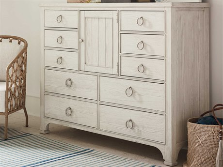 Universal Furniture Coastal Living Sandbar 8 Drawers and up Double Dresser
