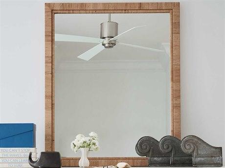 Universal Furniture Coastal Living Rattan Dresser Mirror