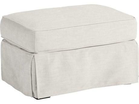 Universal Furniture Coastal Living Daily Snow Ottoman UF833504853