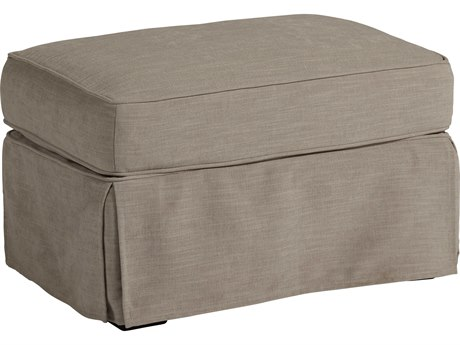 Universal Furniture Coastal Living Castle Hemp Ottoman