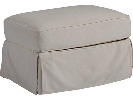 Universal Furniture Coastal Living Daily Stone Ottoman