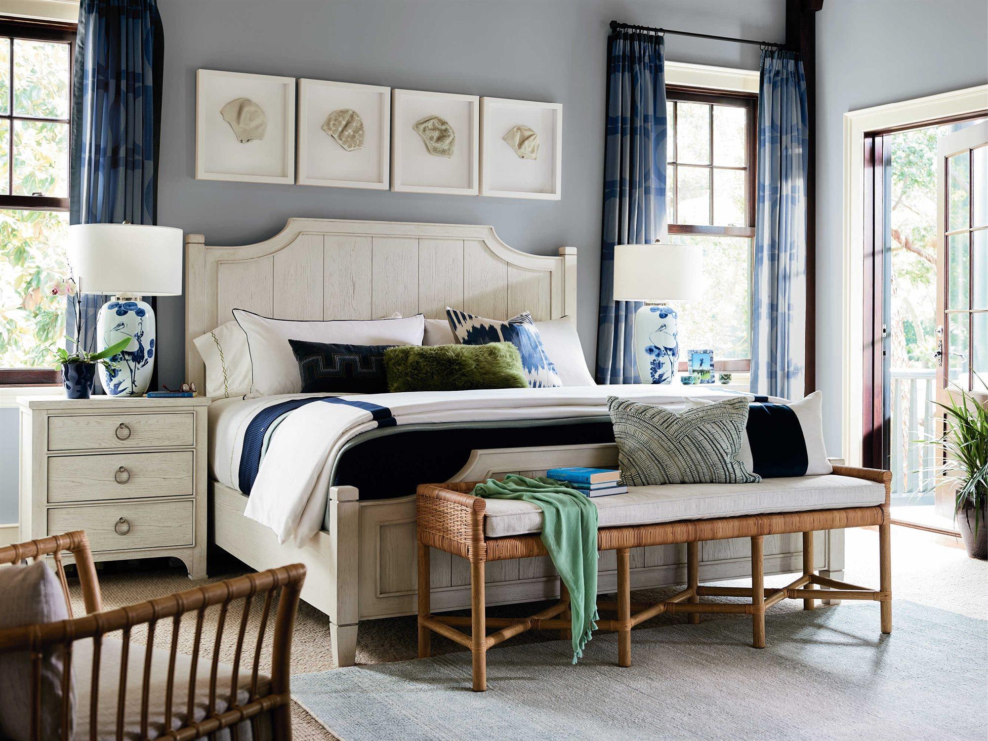 Universal Furniture Coastal Living Bedroom Set Uf833250bset
