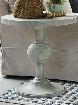 Universal Furniture Coastal Living Boardwalk 26'' Wide Round Pedestal Table