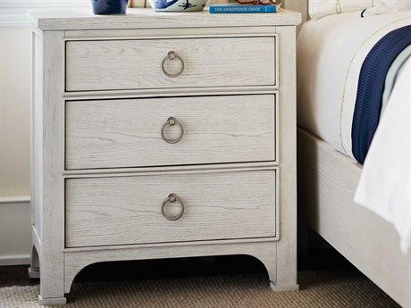 Universal Furniture Coastal Living Sandbar 3 Drawers Nightstand