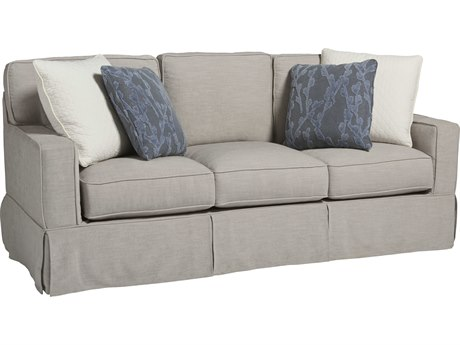 Universal Furniture Coastal Living Daily Stone Sofa Couch