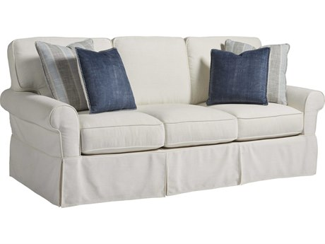 Universal Furniture Coastal Living Daily Snow Sofa Couch