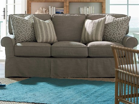 Universal Furniture Coastal Living Castle Hemp Sofa Couch UF833521S857