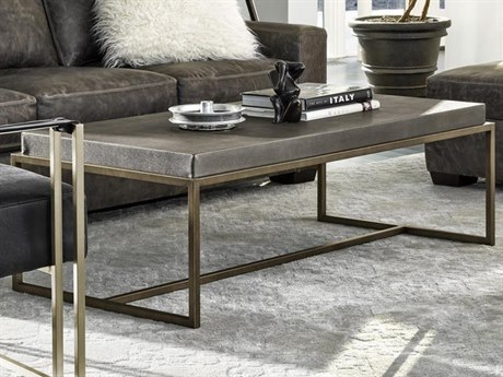 Universal Furniture Modern 54'' Wide Rectangular Coffee Table UF647801