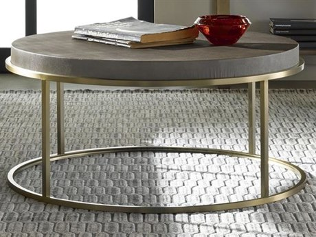 Universal Furniture Modern 42'' Wide Round Coffee Table UF647818