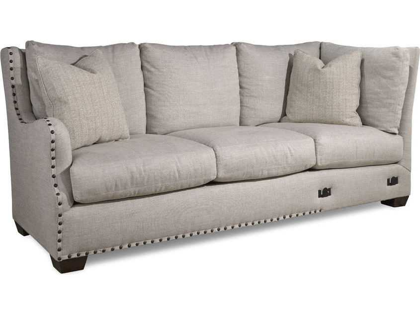 Universal Furniture Connor Sectional Left Arm Facing Sofa