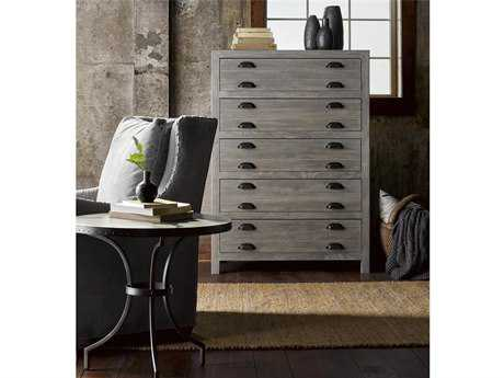 Universal Furniture Curated Greystone 5 Drawers Chest of