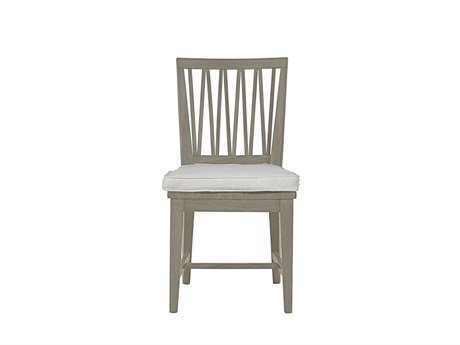 Universal Furniture Curated Greystone Dining Side Chair (Sold in 2) UF751734RTA