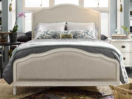 Universal Furniture Curated Cotton King Panel Bed