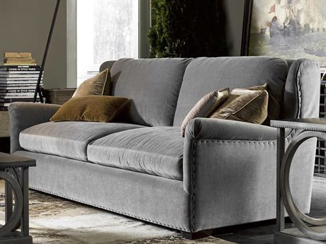 Universal Furniture Curated Grey Cloud Haven Sofa UF477501200