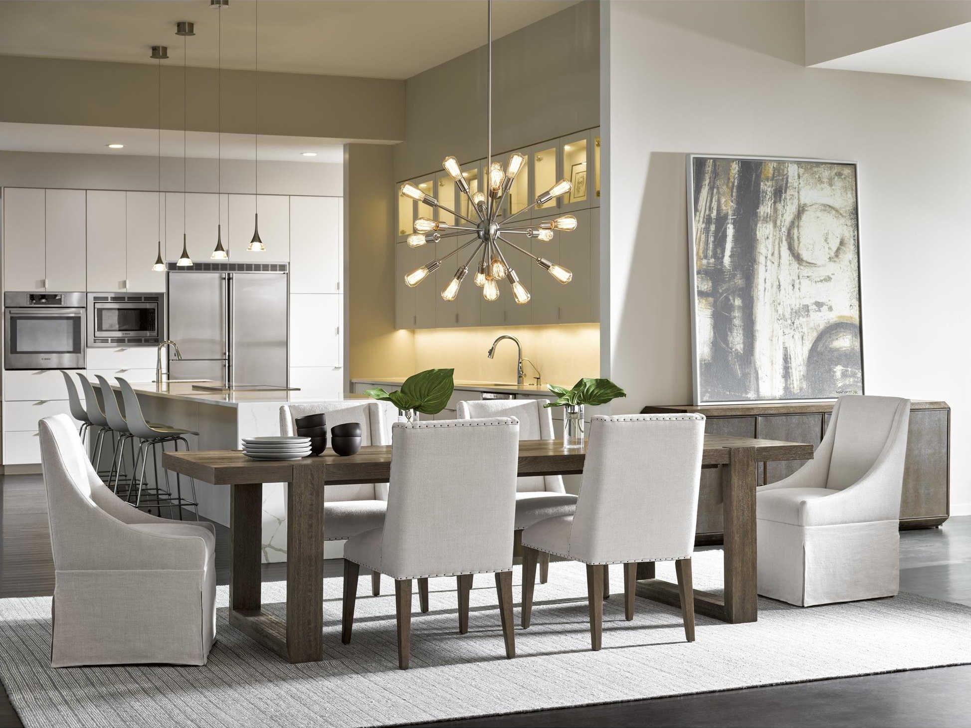 Universal Furniture Modern Dining Room Set