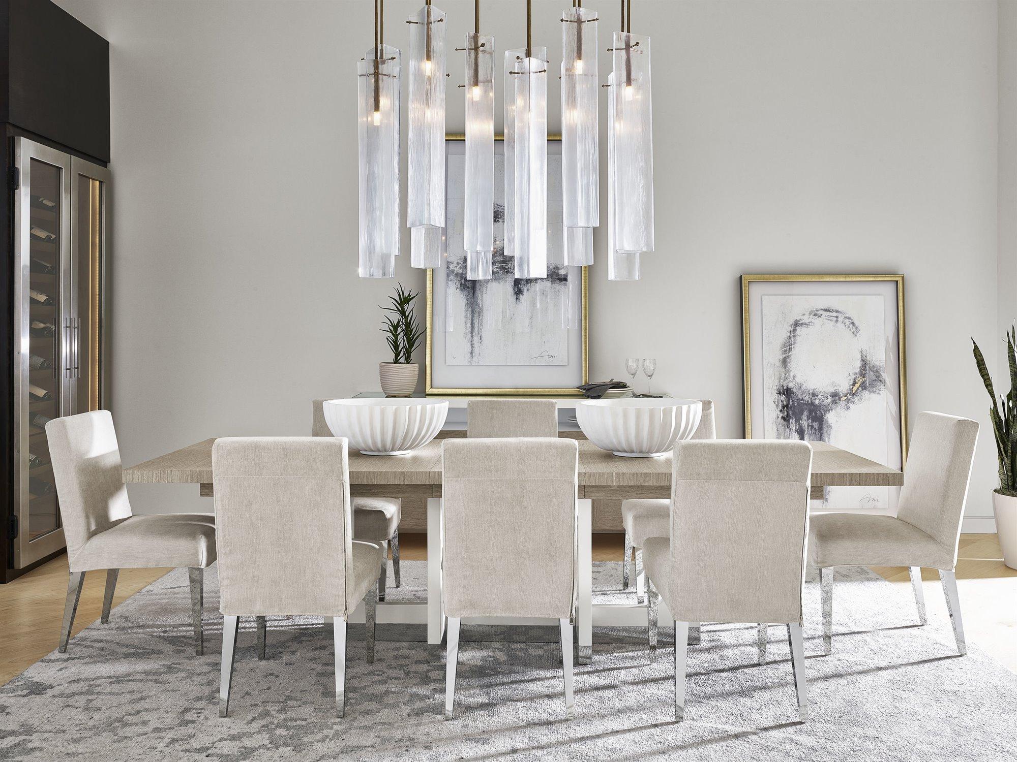 Universal Furniture Modern Dining Room, Modern Dining Room Set