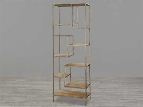 Universal Furniture Moderne Muse Bisque Etagere UF414845