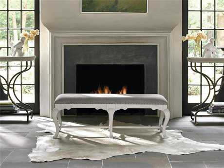 Universal Furniture Elan Belgian Wheat Bed End Bench UF637380