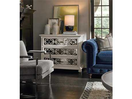Universal Furniture Elan 44''W x 20''D Rectangular Belgian Wheat Hall Chest UF637845