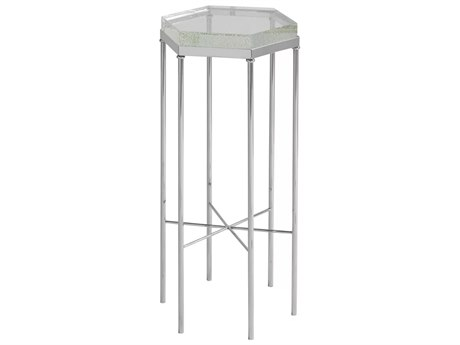 Universal Furniture Modern 12'' Wide Hexagon End Table UF645827