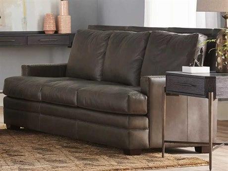 Universal Furniture Kipling Sumatra / Hudson Iron Grey Sofa Couch