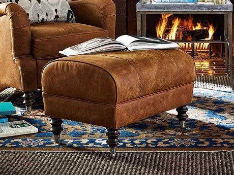 Universal Furniture Sumatra / Sheridan Chestnut Ottoman