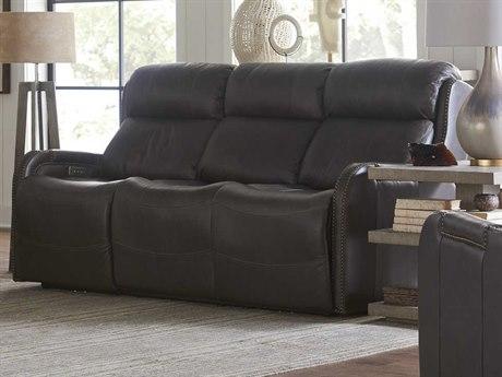 Universal Furniture Motion Hudson Iron Loveseat Sofa