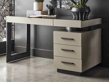 Universal Furniture Nina Magon Sand Secretary Desk