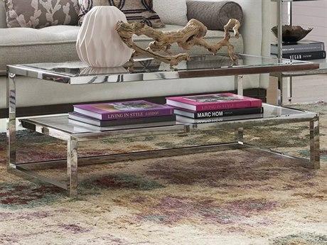 Universal Furniture Paradox 46'' Wide Rectangular Coffee Table UF827839