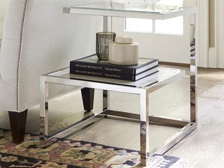 Universal Furniture Paradox 22'' Wide Rectangular End Table