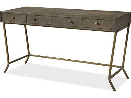 Universal Furniture Playlist 58''L x 22''W Rectangular Brown Eyed Girl Writing Desk