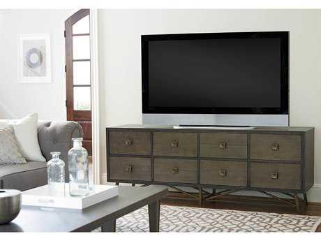 Universal Furniture Playlist 78''L x 20''W After Midnight TV Stand UF507B966