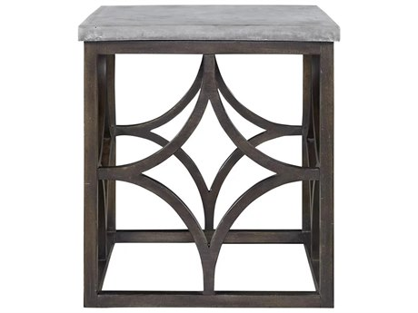 Universal Furniture Postscript 24'' Wide Square End Table