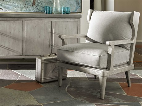 Universal Furniture Reed Felton Cashmere Accent Chair