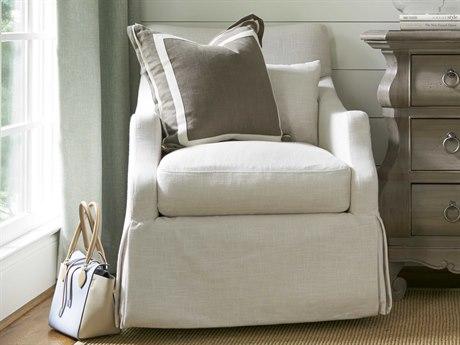 Universal Furniture Margaux Sumatra / Paxton Sand Accent Chair
