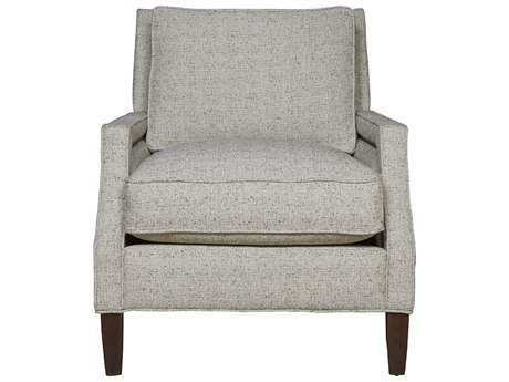Universal Furniture Forsythe Sumatra / Coconut Spray Accent Chair